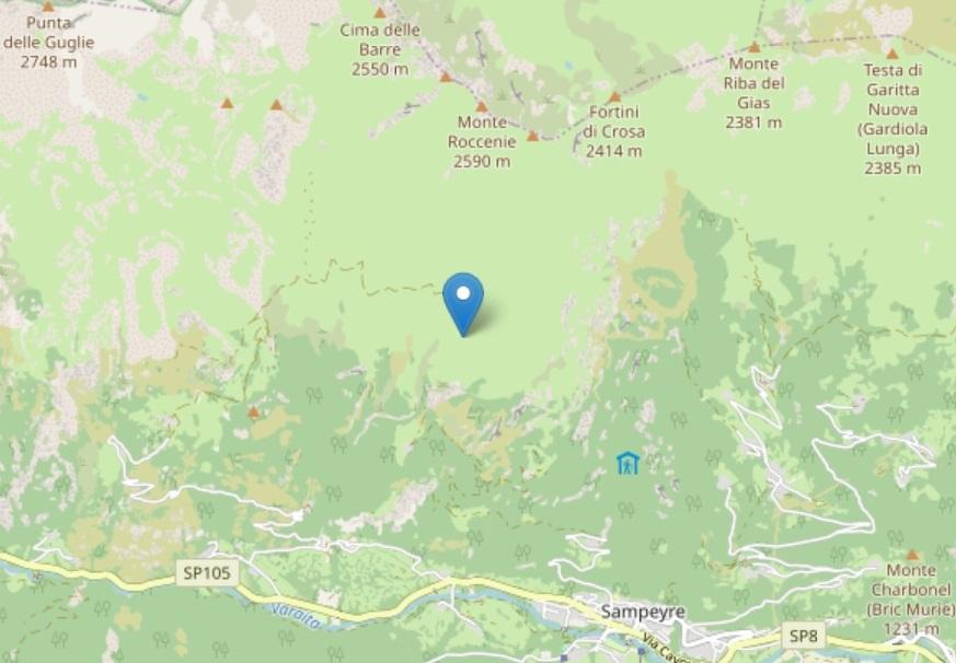 scossa-di-terremoto-in-valle-varaita:-epicentro-a-sampeyre