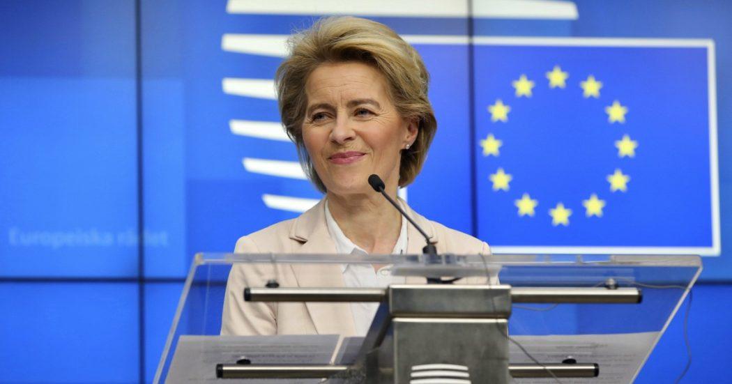 """assist-di-von-der-leyen-al-governo-conte:-""""negoziato-molto-positivo-sul-recovery-con-l'italia.-ci-sono-buoni-progressi"""""""