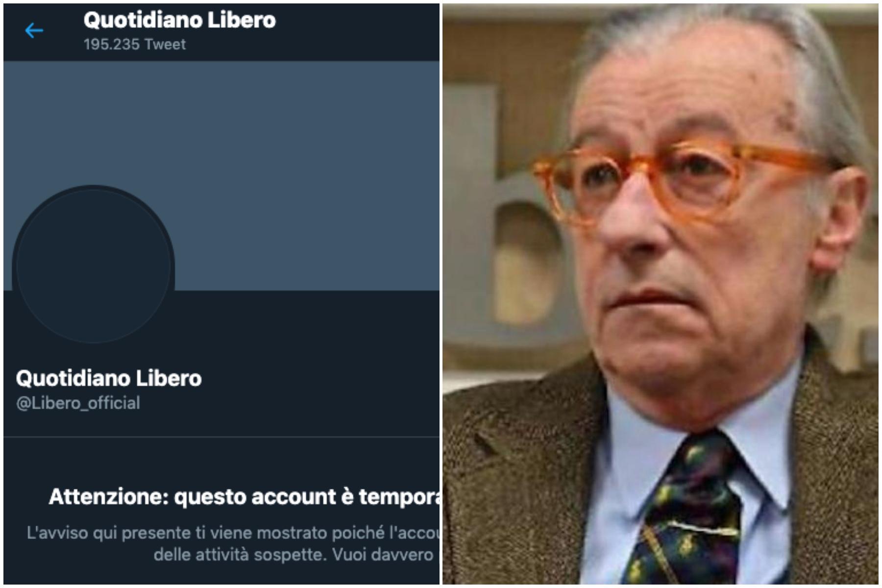 """perche-twitter-censura-libero,-vittorio-feltri:-""""come-trump,-banda-di-poveri-ignoranti"""""""