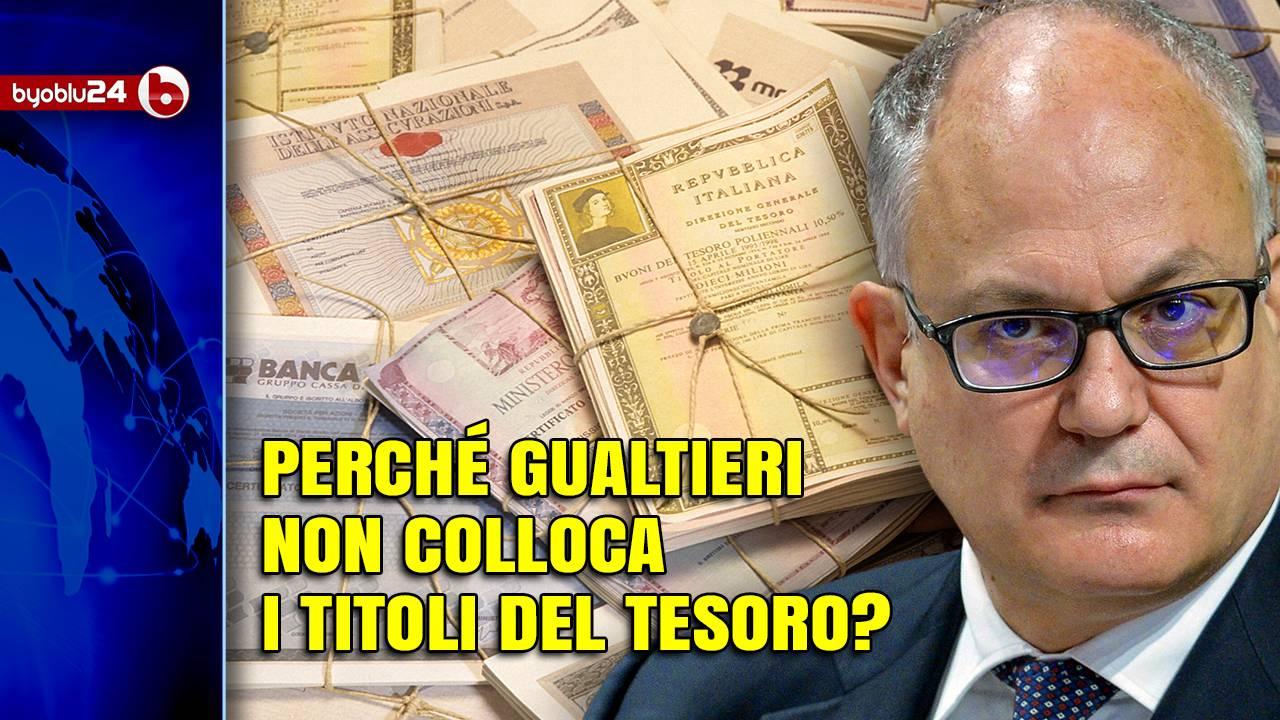 il-mercato-offriva-105-miliardi-per-il-debito-italiano,-ma-il-ministro-dell'economia-non-li-ha-presi