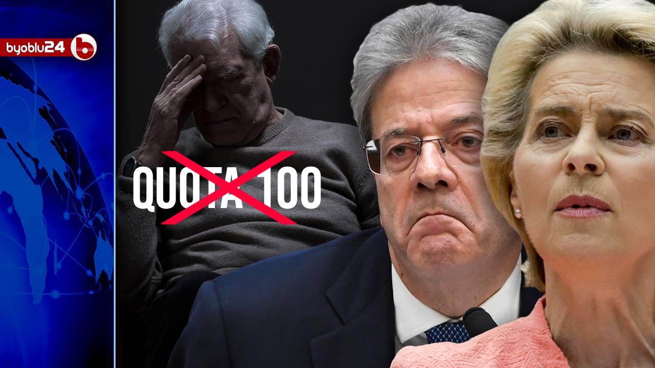 RECOVERY FUND: L'UE CHIEDE LA CANCELLAZIONE DI QUOTA 100 - City Milano News