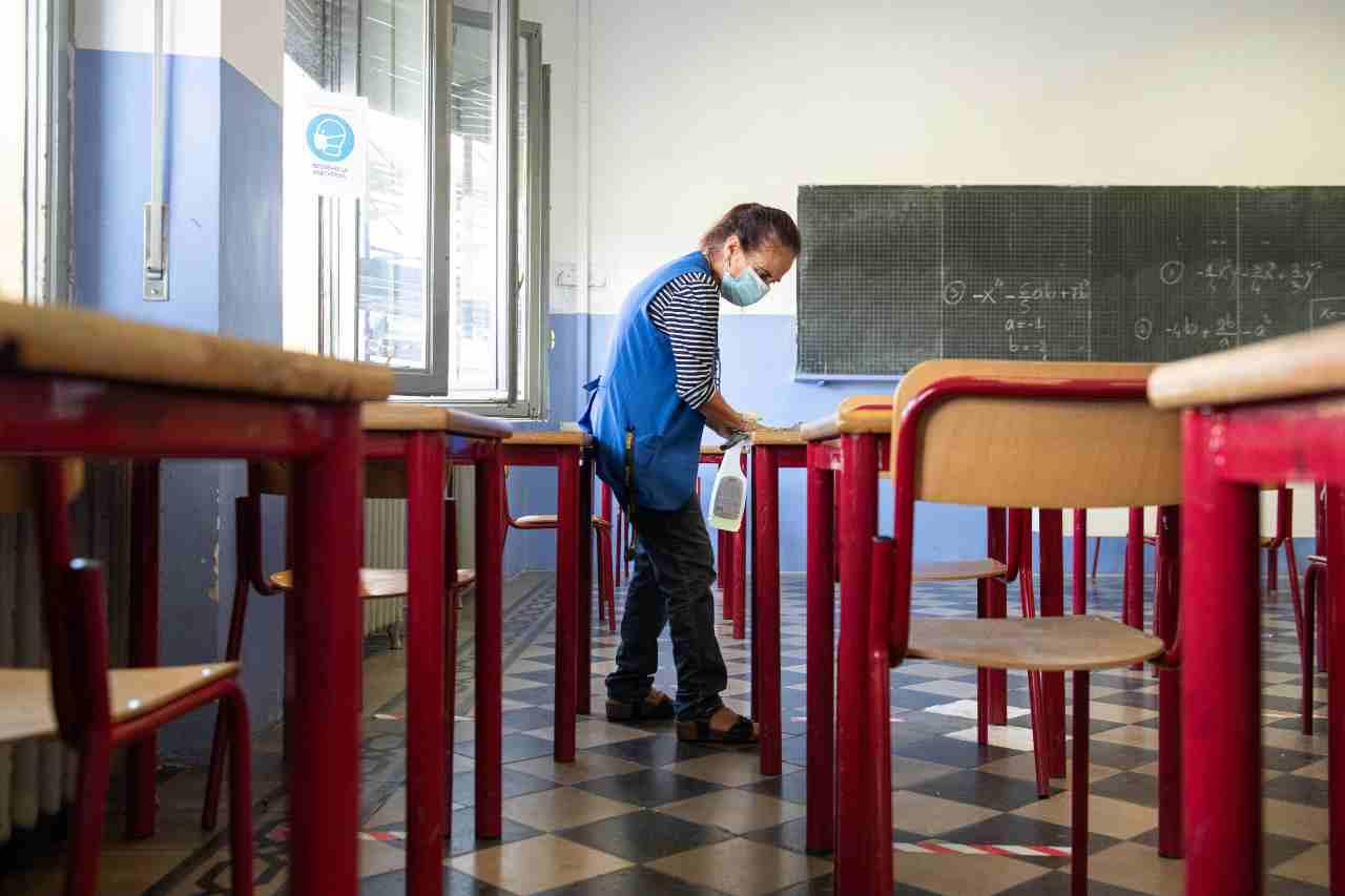 """ritorno-a-scuola,-azzolina:-""""contagi-stabili,-ma-va-protetta"""""""