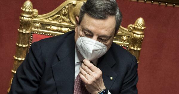 """passa-la-fiducia-al-senato,-262-""""si""""-al-governo-draghi"""