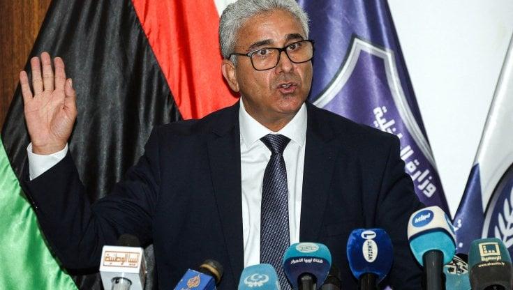 libia,-il-ministro-dell'interno-bashagha-sfugge-all'attacco,-ucciso-l'attentatore