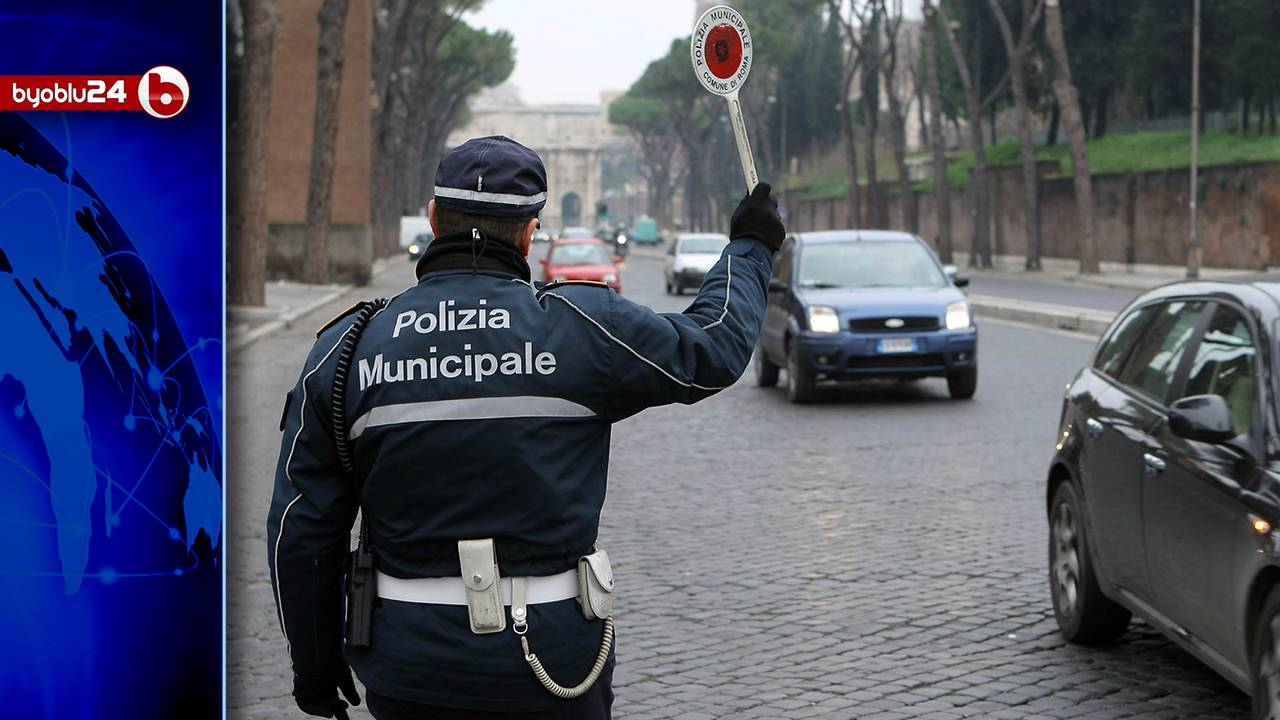 vaccino-astrazeneca-per-i-vigili-urbani-a-roma,-effetti-collaterali-per-un-terzo-degli-agenti