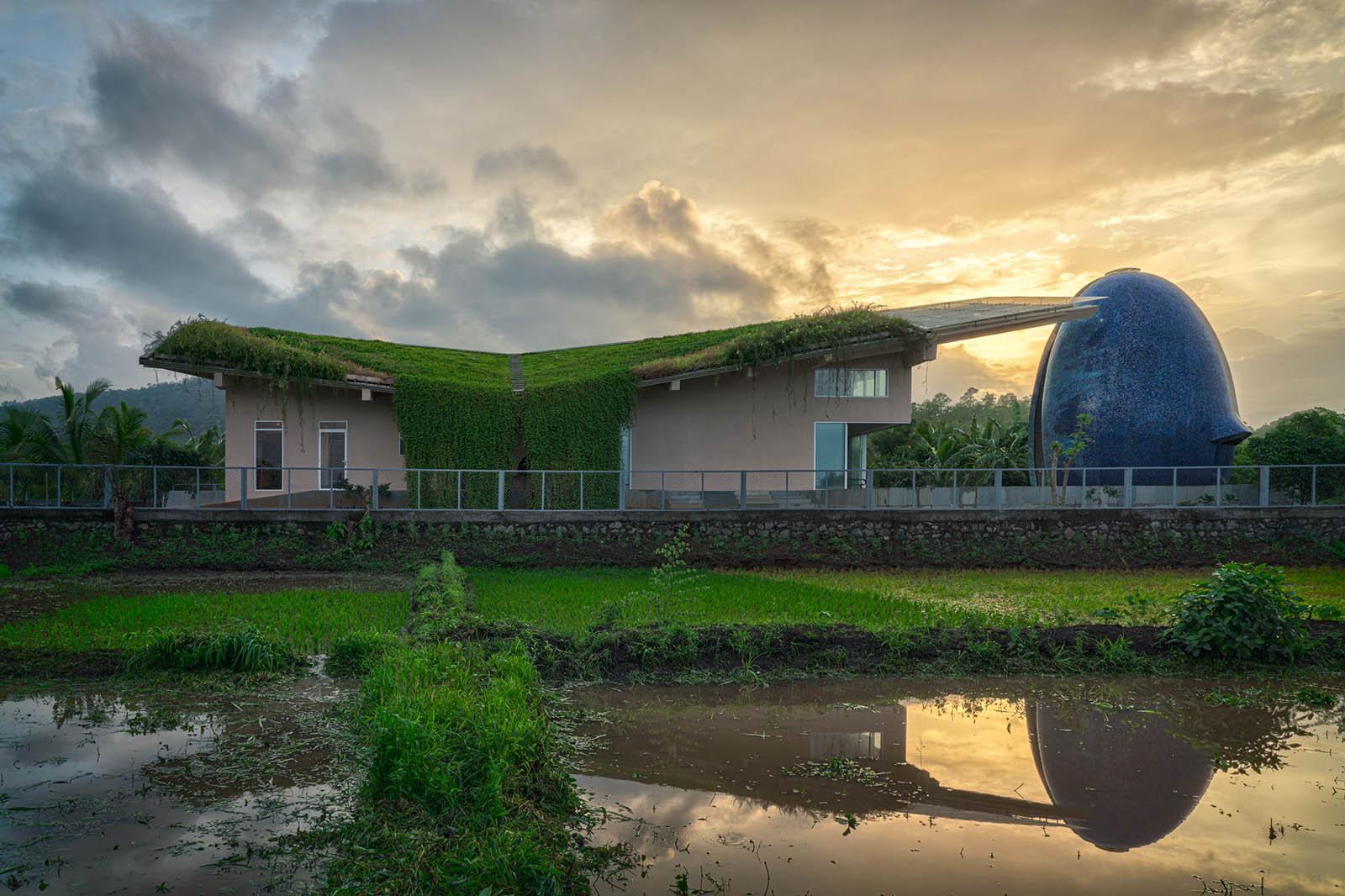 sunoo-temple-house:-un-tetto-verde-sul-mondo
