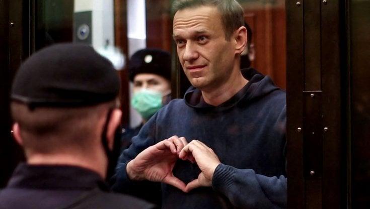 """russia,-timori-per-la-""""vita-e-salute""""-dell'oppositore-navalnyj-in-carcere"""