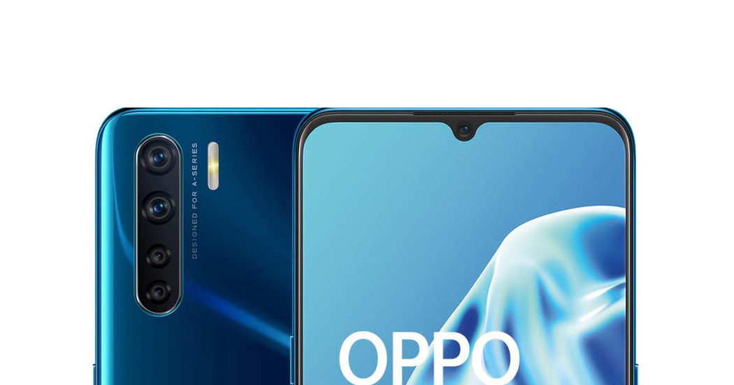 oppo-a91,-smartphone-di-fascia-media-in-offerta-su-amazon-con-121-euro-di-sconto