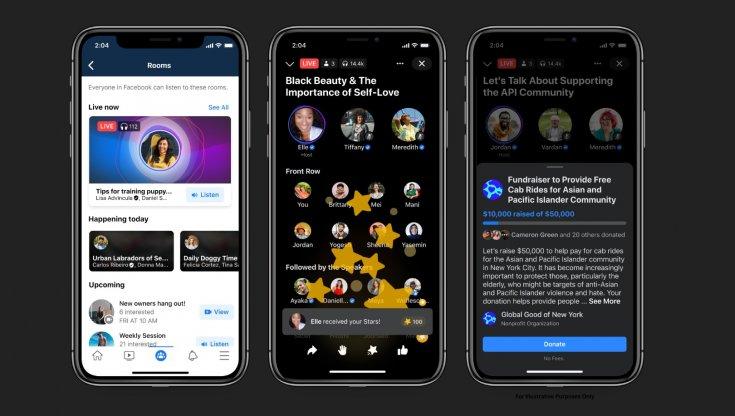 facebook-inaugura-l'era-della-voce:-da-soundbite-alle-stanze-in-diretta,-il-nuovo-ecosistema-audio