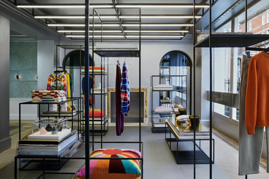 dimorestudio-presenta-il-nuovo-flagship-store-di-browns-a-londra