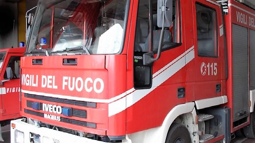 saluzzo:-auto-contro-camion-nei-pressi-della-bocciofila