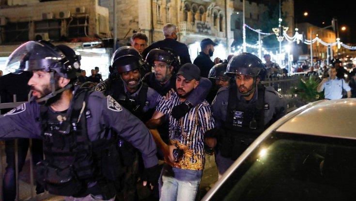 scontri-a-gerusalemme,-sale-la-tensione-in-israele