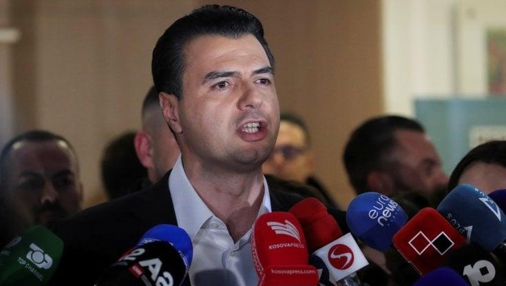 in-albania-e-testa-a-testa-fra-il-premier-rama-e-l'opposizione