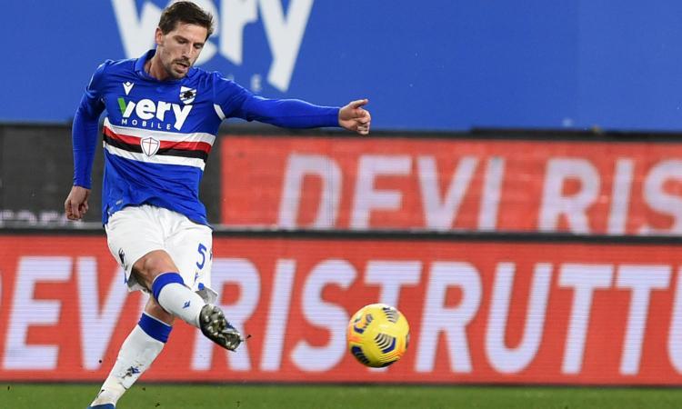 adrien-silva!-sampdoria-roma-1-0-live