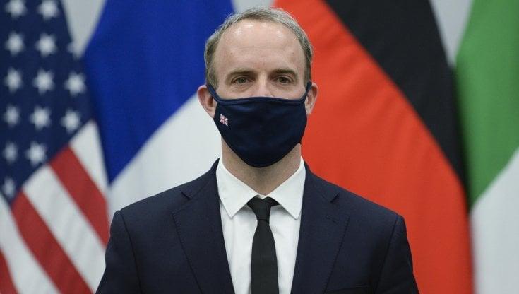 """minivertice-g7,-l'appello-di-londra:-""""ora-un-meccanismo-comune-contro-le-fake-news-della-russia"""""""