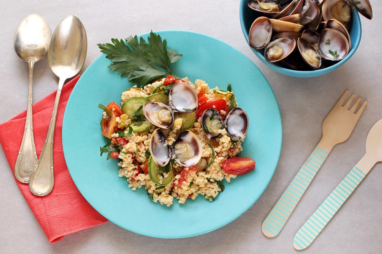 insalata-di-miglio-con-vongole-e-verdure