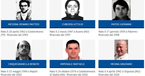 chi-sono-i-latitanti-piu-pericolosi-d'italia-dopo-l'arresto-di-rocco-morabito
