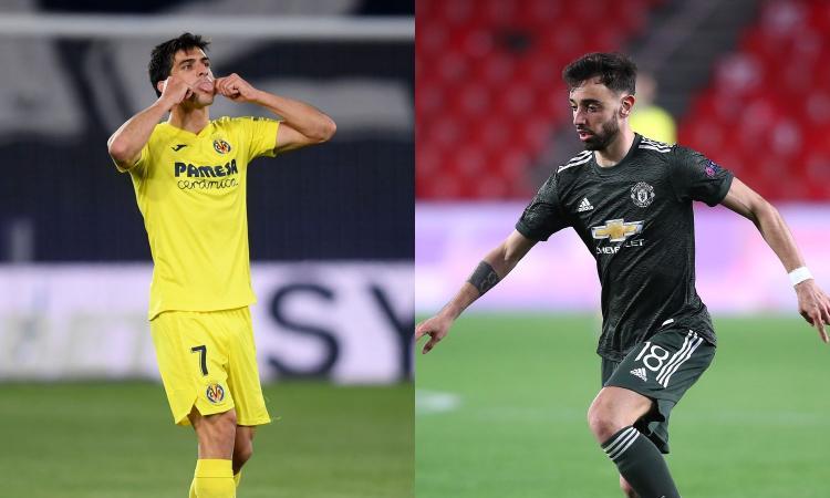 europa-league,-villarreal-manchester-united-dalle-21.-c'e-bacca-con-gerard-moreno,-pogba-e-cavani-confermati