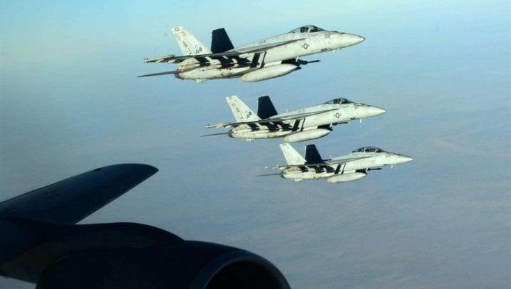 raid-usa-contro-le-milizie-filoiraniane-al-confine-iraq-siria