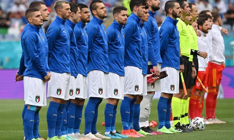 belgio-italia:-gli-azzurri-si-inginocchieranno.-la-figc:-'solidarieta-con-gli-avversari,-ma-non-condividiamo-la-campagna'