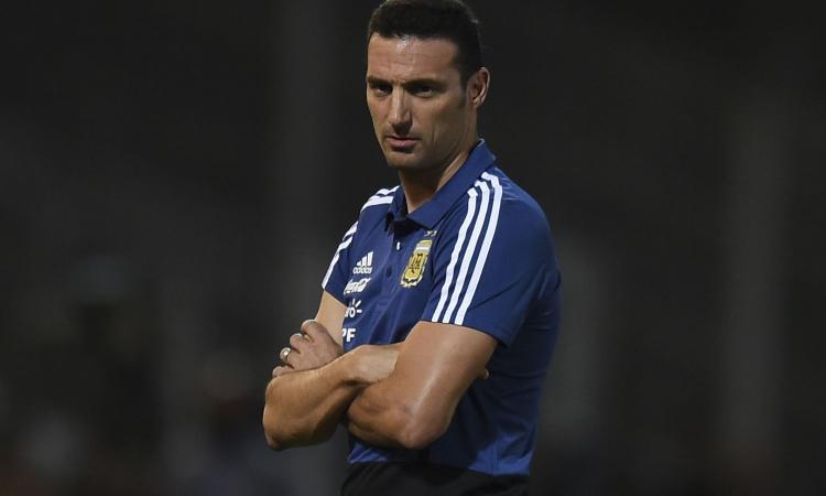 argentina,-il-ct-scaloni:-'col-cile-dal-1′-romero,-quarta,-de-paul-e-lautaro'
