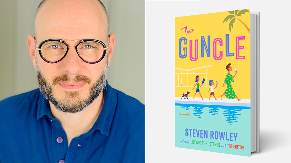 lionsgate-wins-film-rights-to-steven-rowley-novel-'the-guncle'