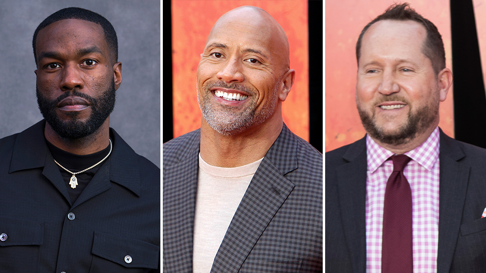 yahya-abdul-matteen-ii,-dwayne-johnson-and-beau-flynn-team-for-action-movie-'emergency-contact'
