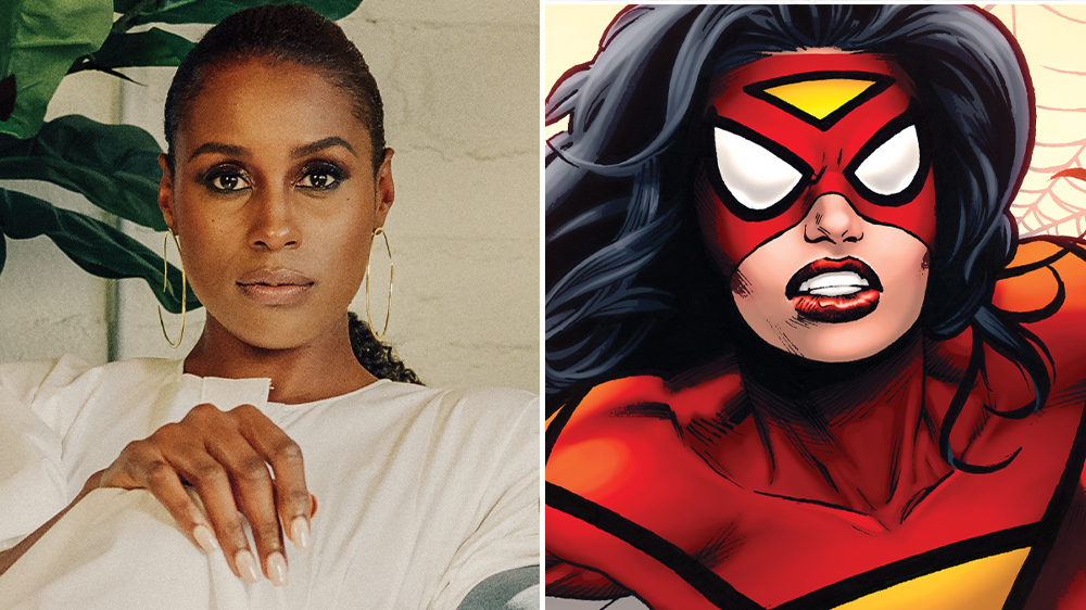 issa-rae-joins-'spider-man:-into-the-spider-verse'-sequel-as-spider-woman