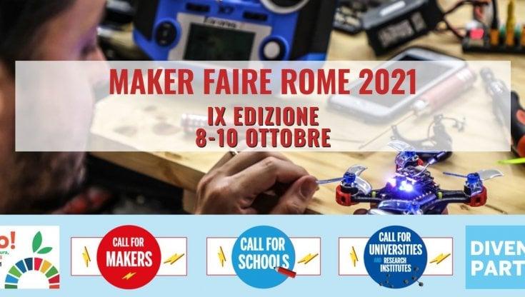 torna-maker-faire-rome,-candidature-aperte-sino-al-15-luglio