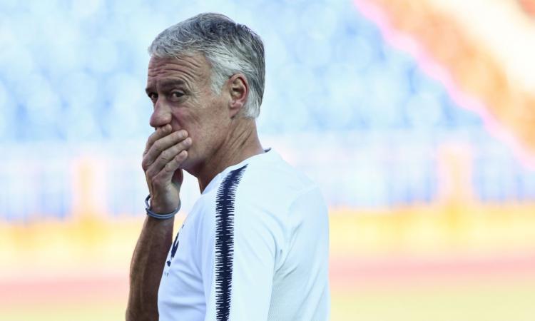 mourinho:-'francia-senza-punti-deboli,-o-vince-o-e-un-fallimento'.-deschamps:-'dicevo-lo-stesso-del-tottenham'