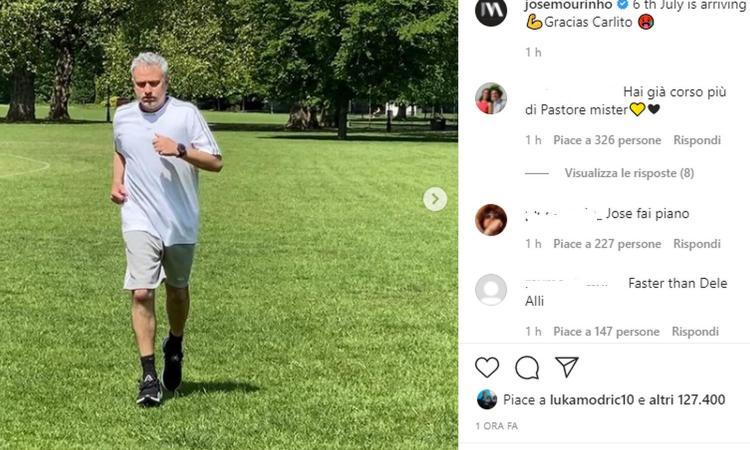 mourinho-corre-per-la-roma:-annunciata-la-data-del-raduno
