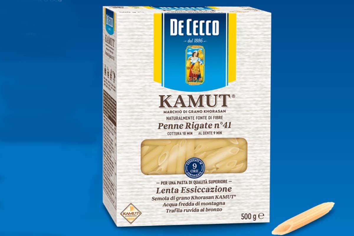scandalo-kamut:-in-sordina-de-cecco-toglie-la-dicitura-bio-dalle-confezioni-di-pasta