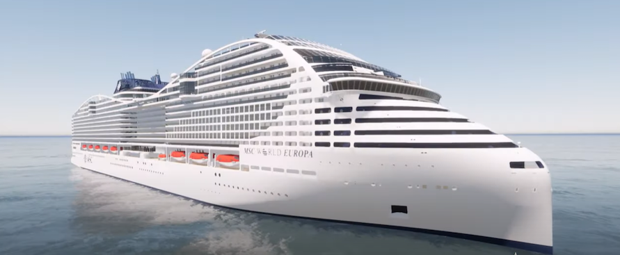 la-nuova-nave-da-crociera-msc-con-la-prua-a-forma-di-freccia