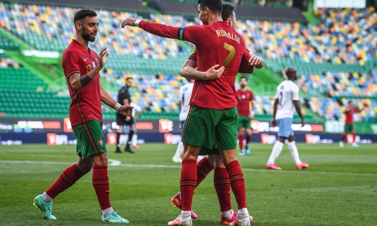 amichevoli-nazionali:-segna-ronaldo,-tris-portogallo-a-israele