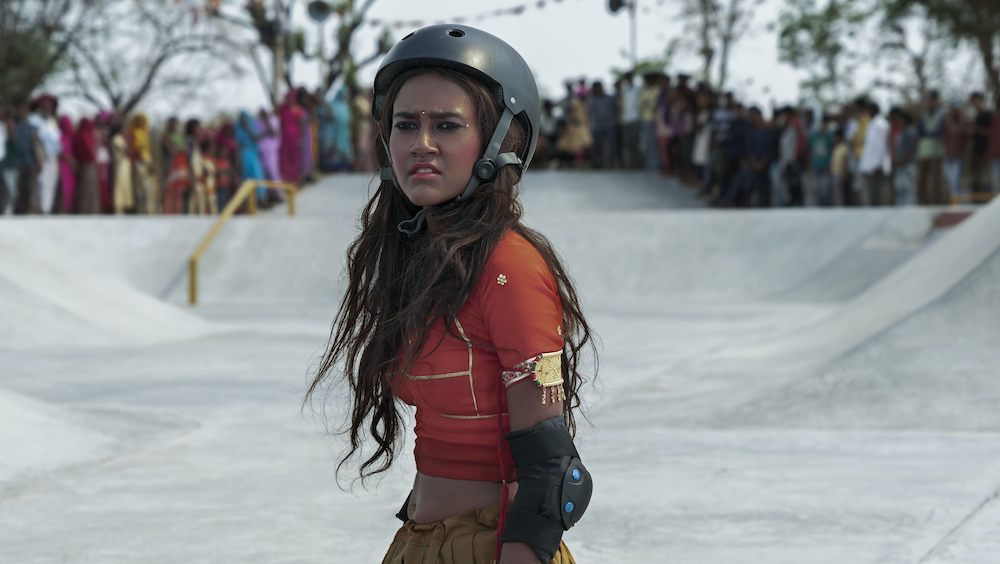 'skater-girl'-review:-a-real-life-skatepark-in-rajasthan-grinds-out-an-uplifting-drama