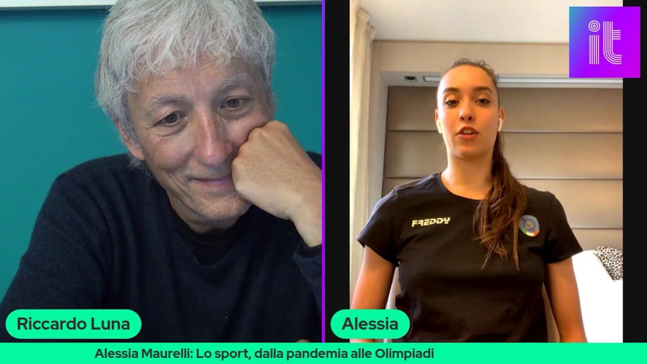 techtalk-con-la-ginnasta-alessia-maurelli:-lo-sport,-dalla-pandemia-alle-olimpiadi