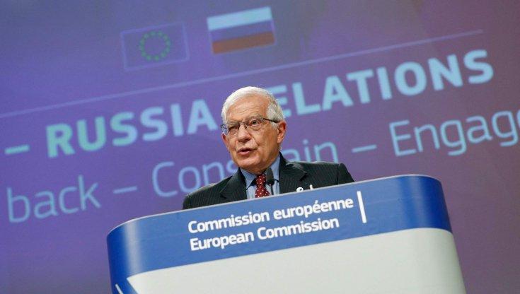 """ue-russia,-rapporti-ai-minimi-storici.-borrell:-""""prepariamoci-a-un-ulteriore-peggioramento"""""""