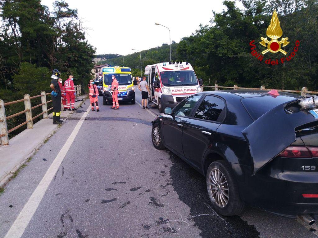 incidente-stradale-a-bastia-mondovi:-tre-mezzi-coinvolti,-due-feriti