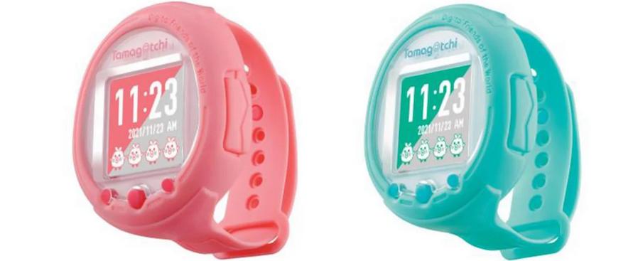 lo-smartwatch-tamagotchi-per-dialogare-con-l'animaletto-virtuale