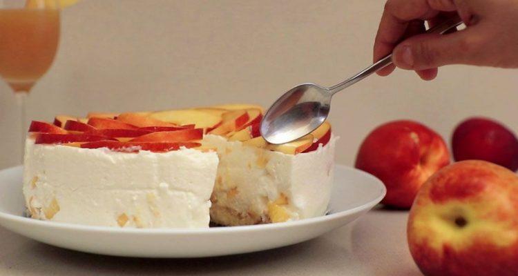 torta-fredda-alle-pesche