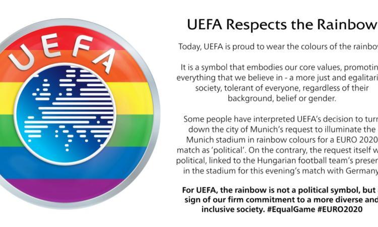 olanda-rep.-ceca,-la-uefa:-'non-abbiamo-vietato-simboli-color-arcobaleno-a-budapest'