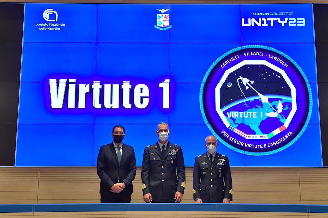 virgin-galactic-lancia-virtute-1,-la-missione-suborbitale-con-tre-italiani.-ma-le-autorita-americane-si-mettono-di-traverso