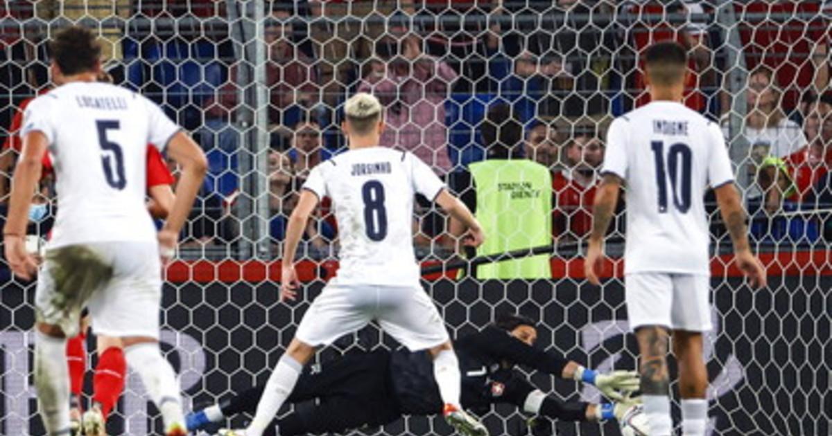 jorginho-sbaglia-rigore,-svizzera-italia-0-0