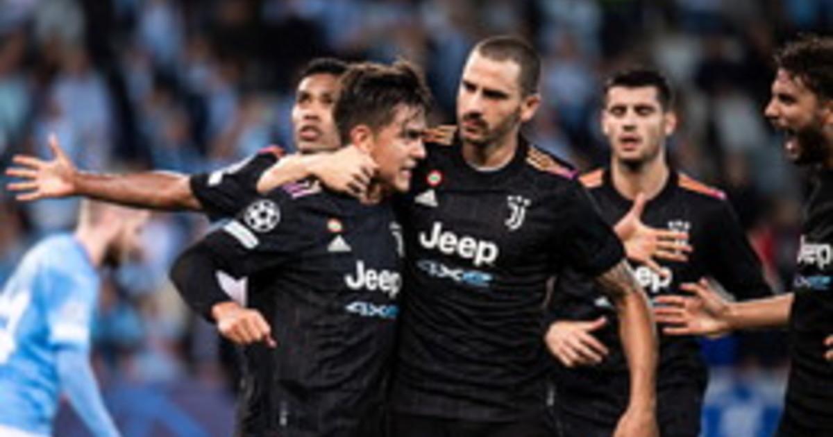 tris-bianconero-in-svezia,-malmoe-juventus-0-3