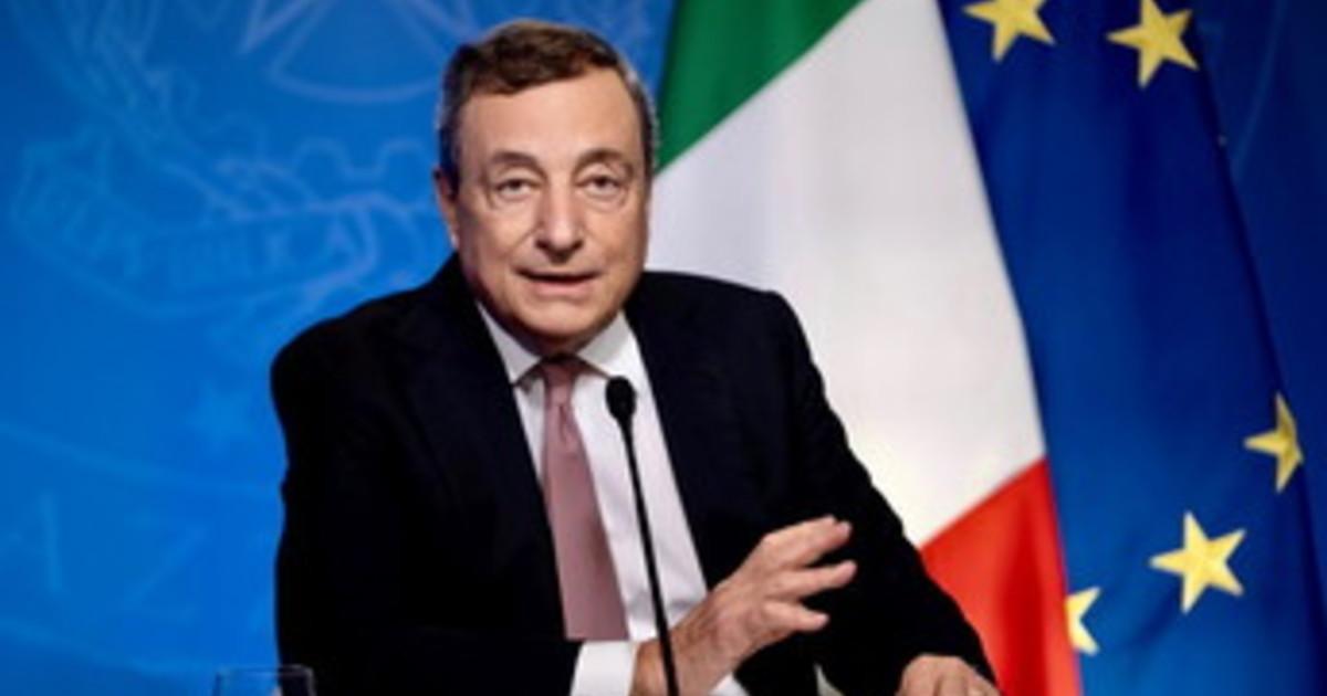 "draghi-""l'italia-donera-45-milioni-di-vaccini-ai-paesi-poveri"""
