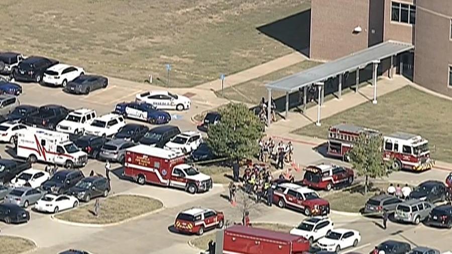 texas,-sparatoria-in-un-liceo:-diversi-feriti.-e'-caccia-all'uomo