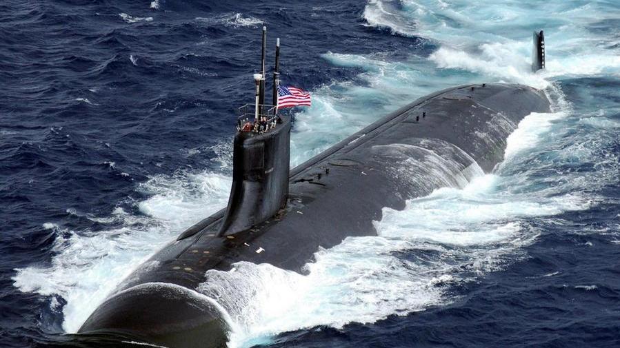 sottomarino-usa-urta-un-oggetto-non-identificato-nel-mar-cinese,-feriti-alcuni-marinai