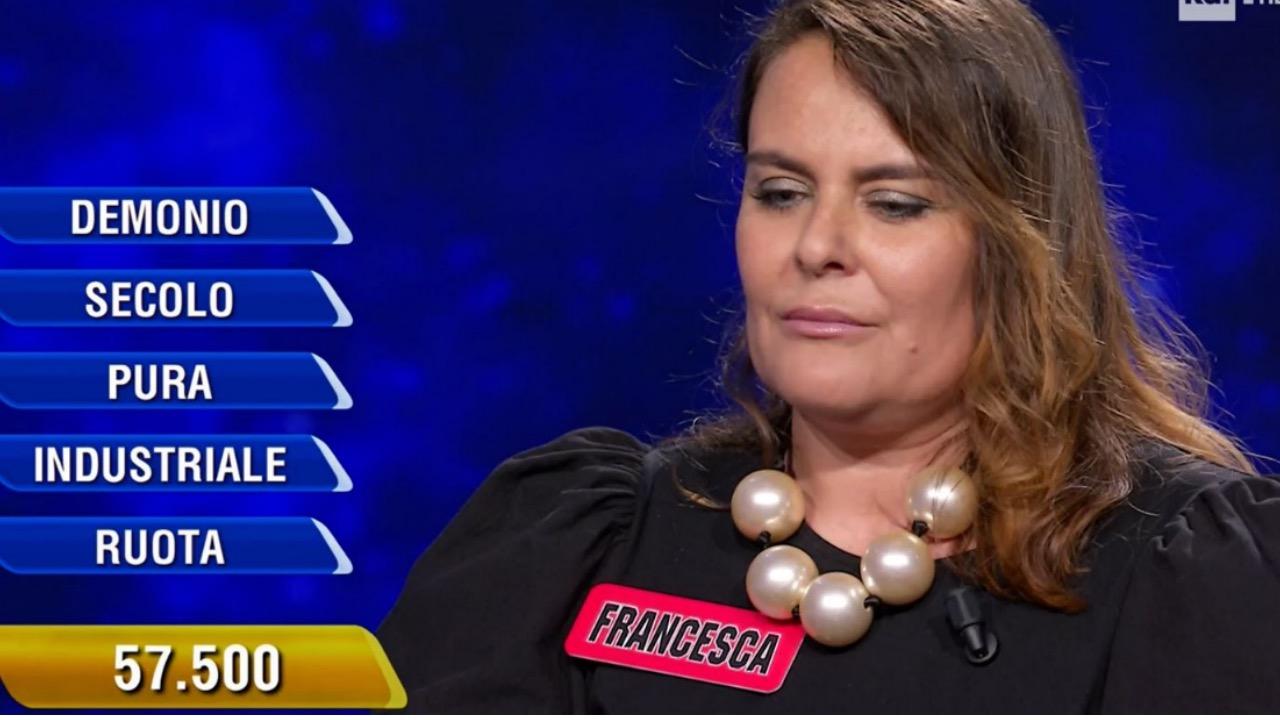 francesca:-ecco-chi-e-la-nuova-campionessa-dell'eredita