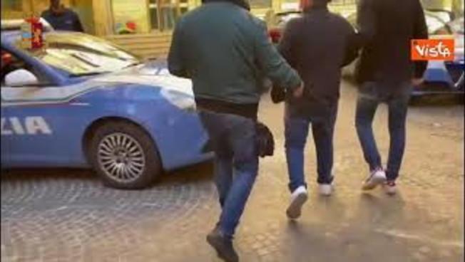 dodici-arresti-per-la-guerriglia-no-green-pass,-fermati-i-leader-di-forza-nuova